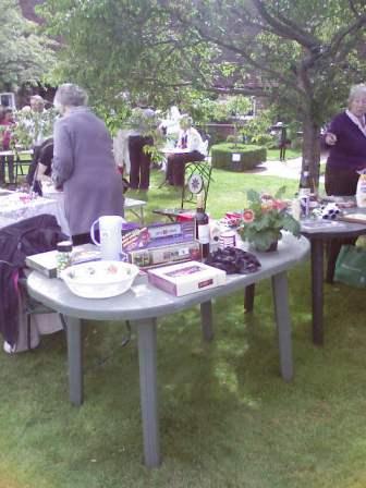 Abberbury Garden Party 2011