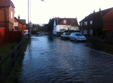 Shaw Floods