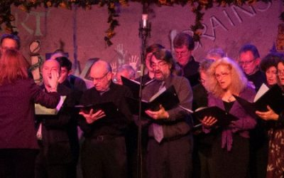 15/12/2016  Three Rivers Community Choir at Shaw House