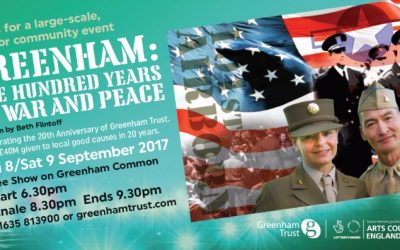 Greenham Trust – Dates for your Diary