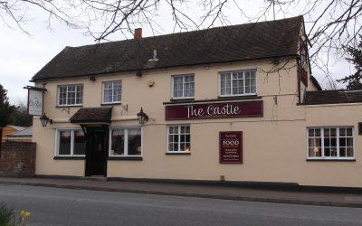 The Castle Inn, Donnington