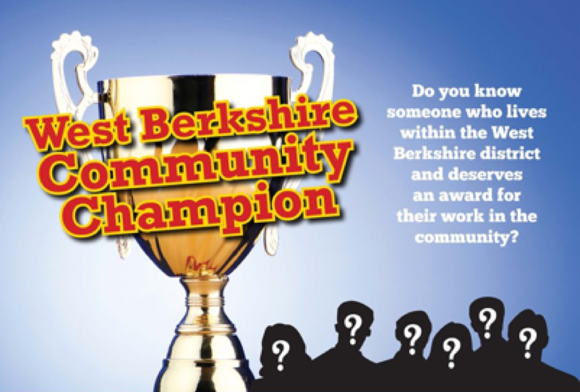 West Berkshire Community Champion
