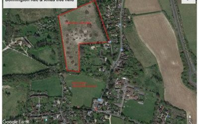 Potential development of land west of the B4494 Wantage road