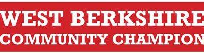 West Berkshire Community Champion
