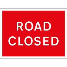 Castle Lane closure 21-11-2018