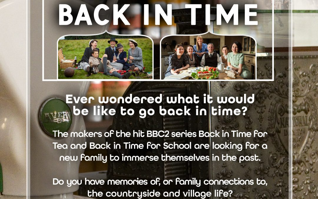 BBC2 Back in Time Series – Casting in Berkshire