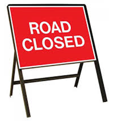 Closure of Northern Avenue, Dene Way & Service Road March – June 2019