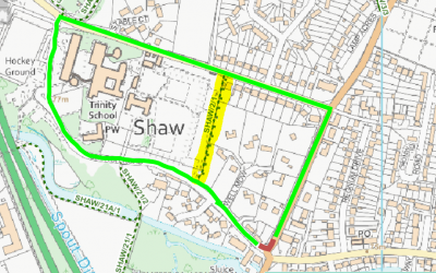 Footpath Closure – Junction of Church Rd and Shaw Hill