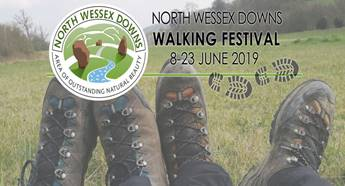 North Wessex Downs Walking Festival 8th – 23rd June 2019