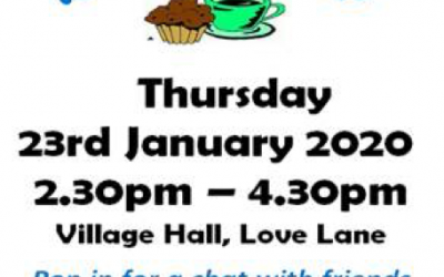 Community Cafe this Thursday