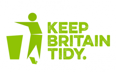 Keep Britain Tidy launches today!