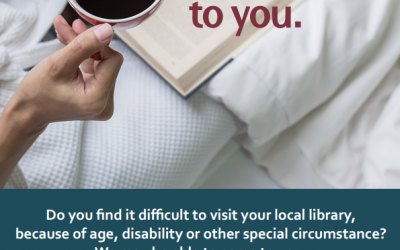 Libraries message of the month March 2020
