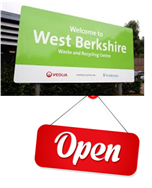 Council extends big thank-you to West Berkshire residents during first day of recycling centres reopening