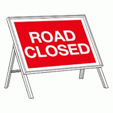 Emergency Road Closure – Castle Lane, Shaw cum Donnington 9th & 10th July