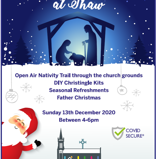 St Mary's Nativity Trail – 13th December 2020