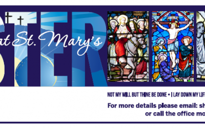 St Mary's Easter Events